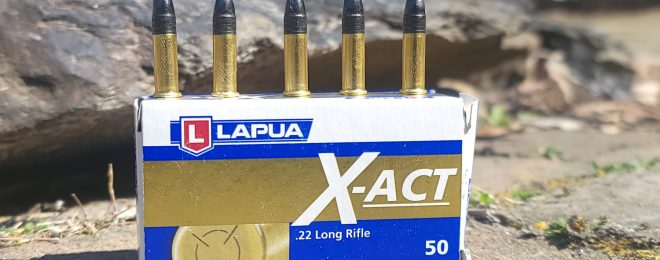 The Rimfire Report: Is Match Grade 22LR Worth the Cost?