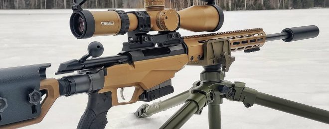 POTD: Tikka TAC A1 and TRG A1 with Steiner Optics
