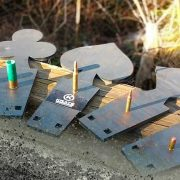 Full House: KRATE Tactical's Deck of Cards Steel Target Set