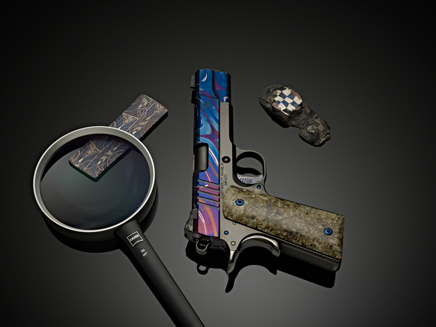 Cabot Guns 10 Year Anniversary Collection - Impact ONE (6)