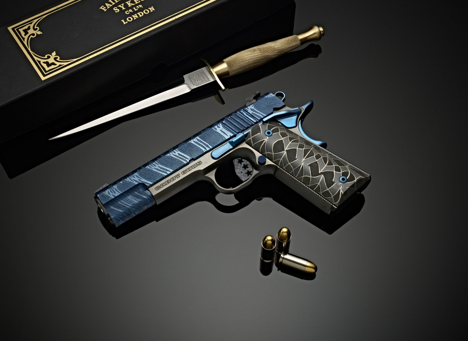 Cabot Guns 10 Year Anniversary Collection - The Art of Metal (1)