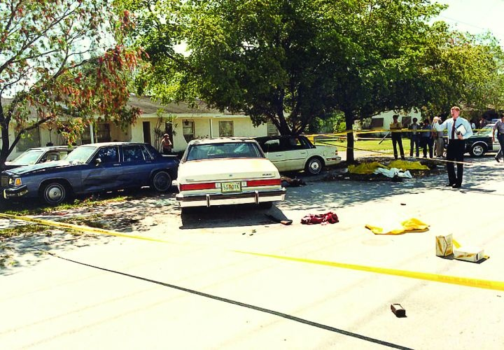 5 Minutes and 145 Shots: Breaking Down the 1986 Miami Dade Shooting