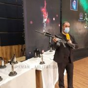 Iran Minister of Defense Unveils New 7.62x51 Masaf Assault Rifle