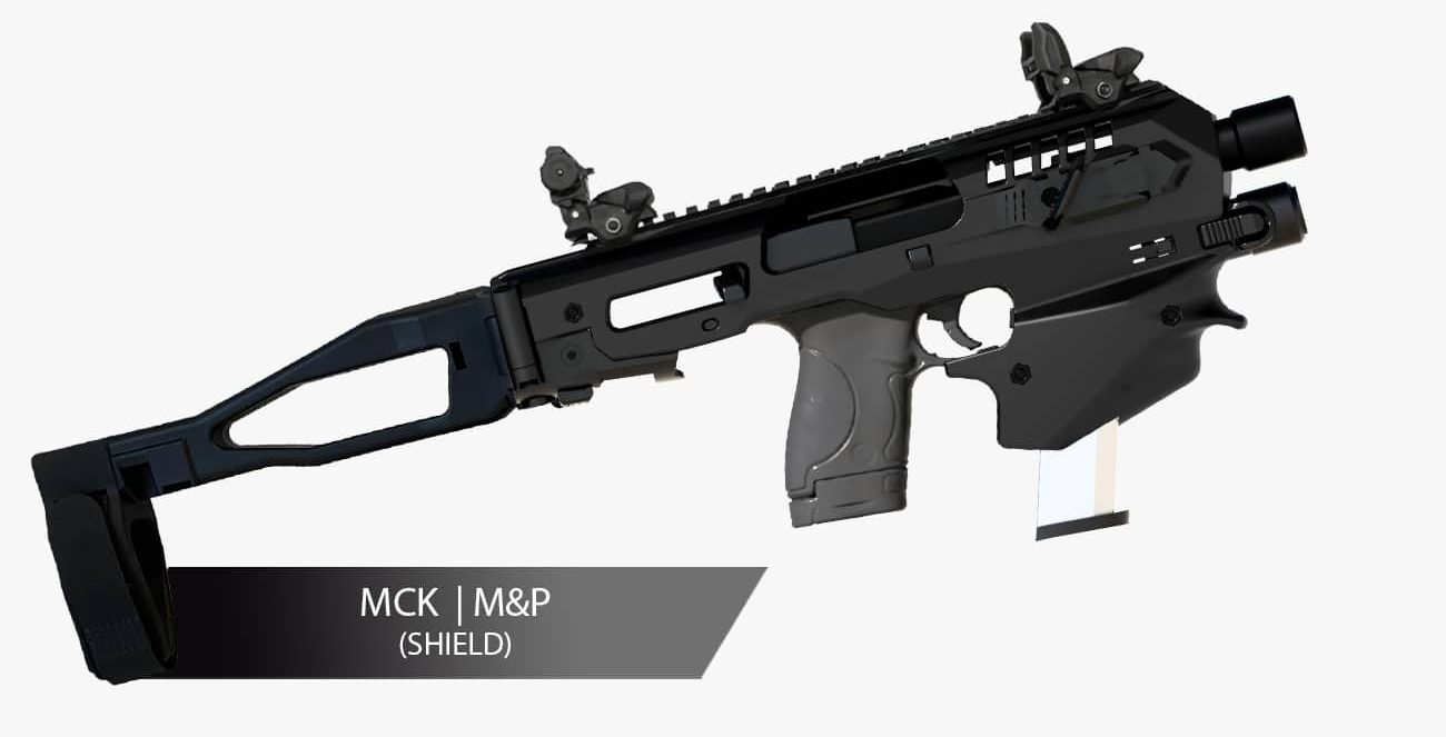 CAA Adds Smith & Wesson Pistols to MCK Compatibility Lineup
