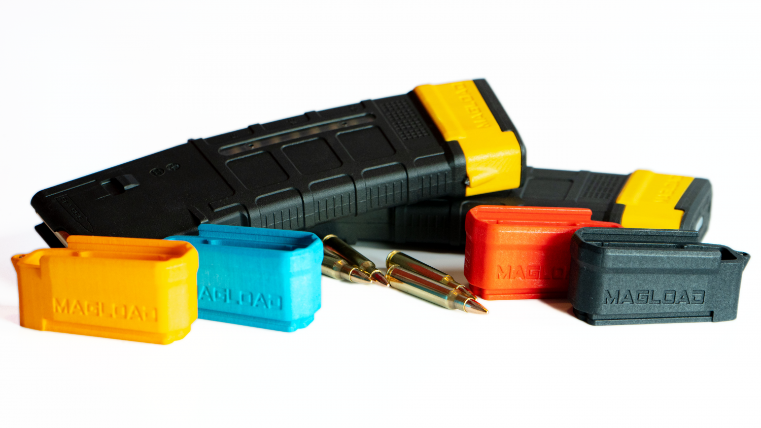 MagLoad Stackable PMAG +6 Extensions (5)