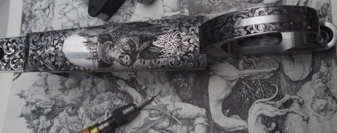 Engravings by Damir