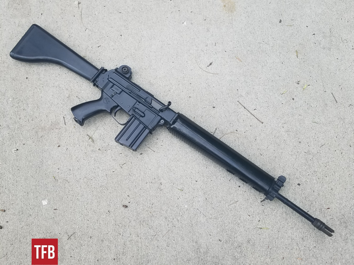 The Uncommon Yet Influential AR-180 - My Favorite Armalite (3)