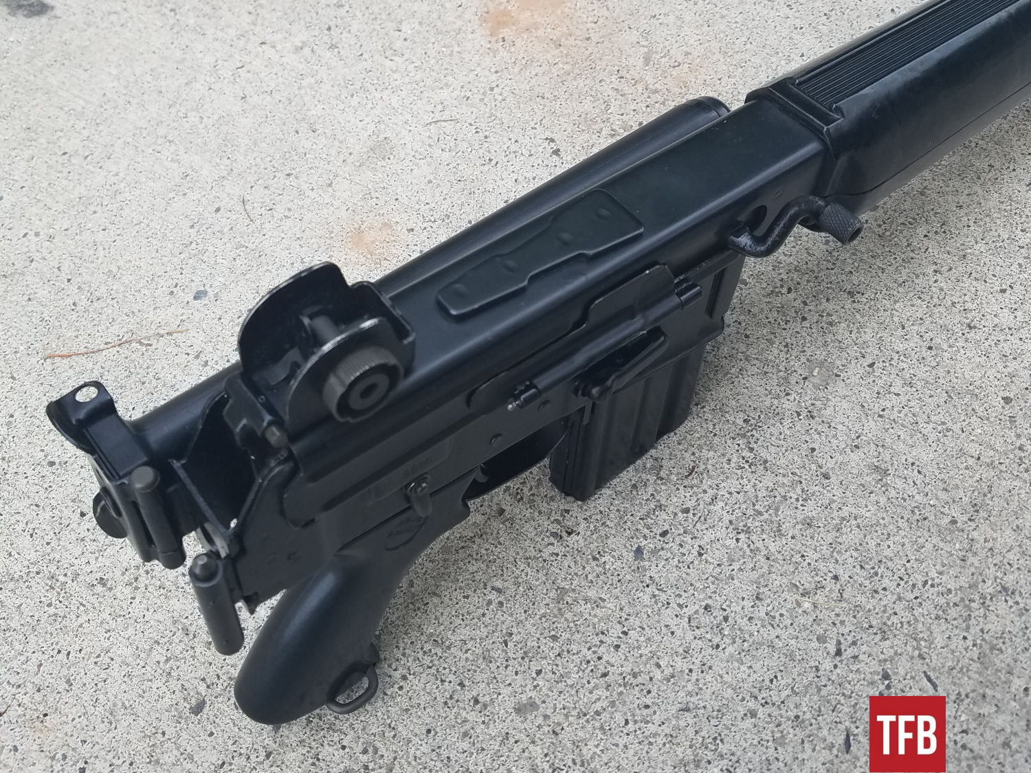 The Uncommon Yet Influential AR-180 - My Favorite Armalite (4)
