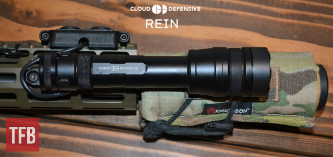 Meet Cloud Defensive's new scout-style weaponlight, the REIN.