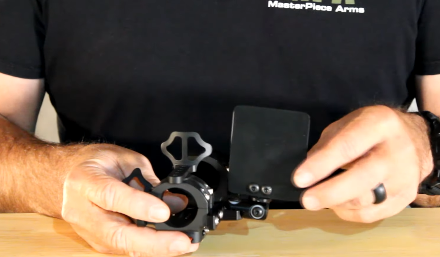 Masterpiece Arms Introduces New Enhancements for the Bolt Action Mount