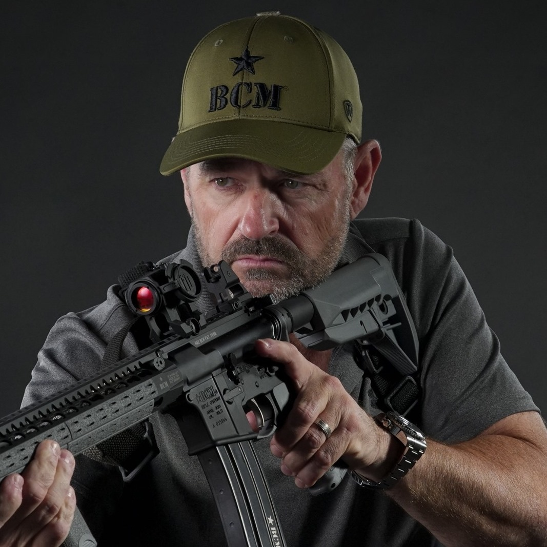Larry Vickers is a well-established fixture in the firearms/tactical industry.