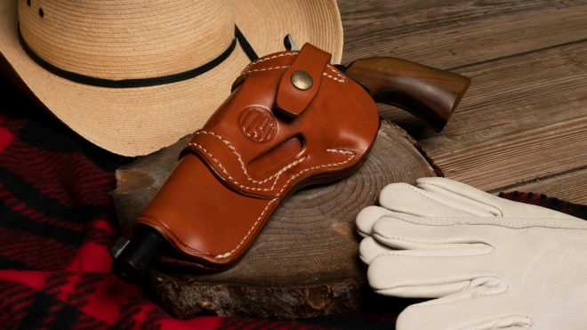 Introducing the 1791 Gunleather Single Action Revolver Holster