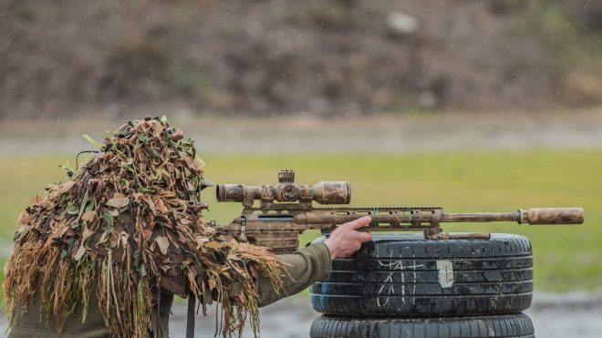 Polish Snipers in PRS Inspired Competition