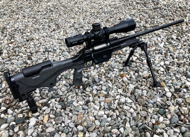 Voere M2 Police Edition Bolt-Action Rifle