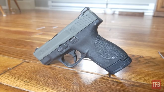 Smith & Wesson to Discontinue Shield 1.0 Models Effective Immediately