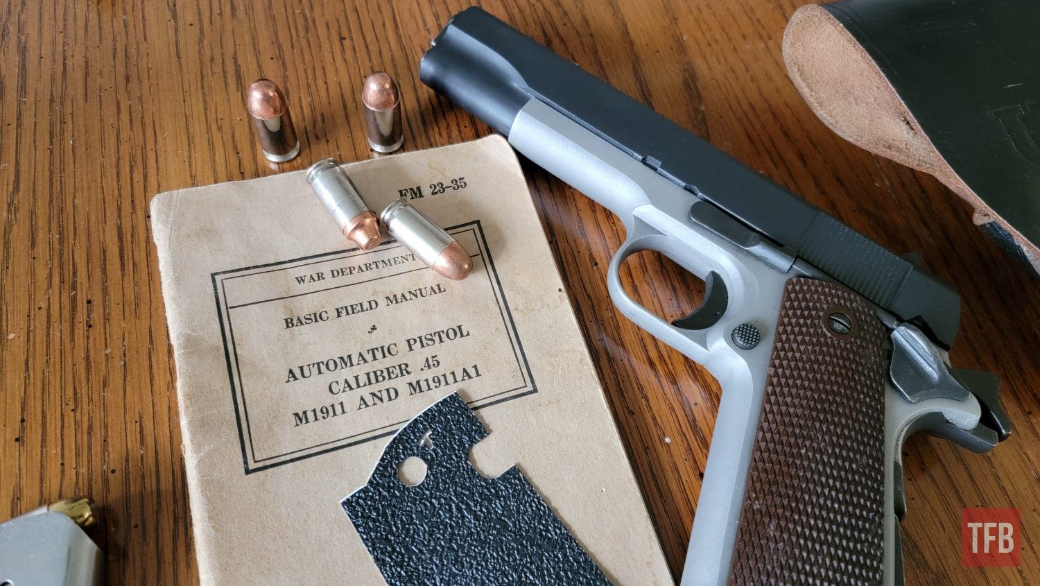 TFB Review: Installing and Shooting the New Talon Modular 1911 Grips