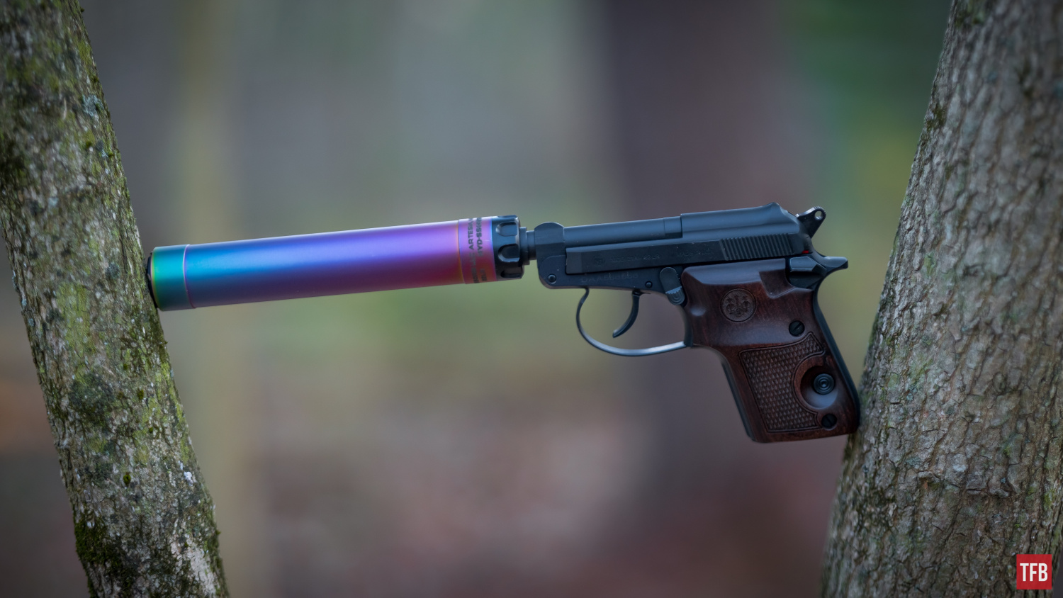 SILENCER SATURDAY #172: Whisper Quiet! CGS Hydra Rimfire Suppressor