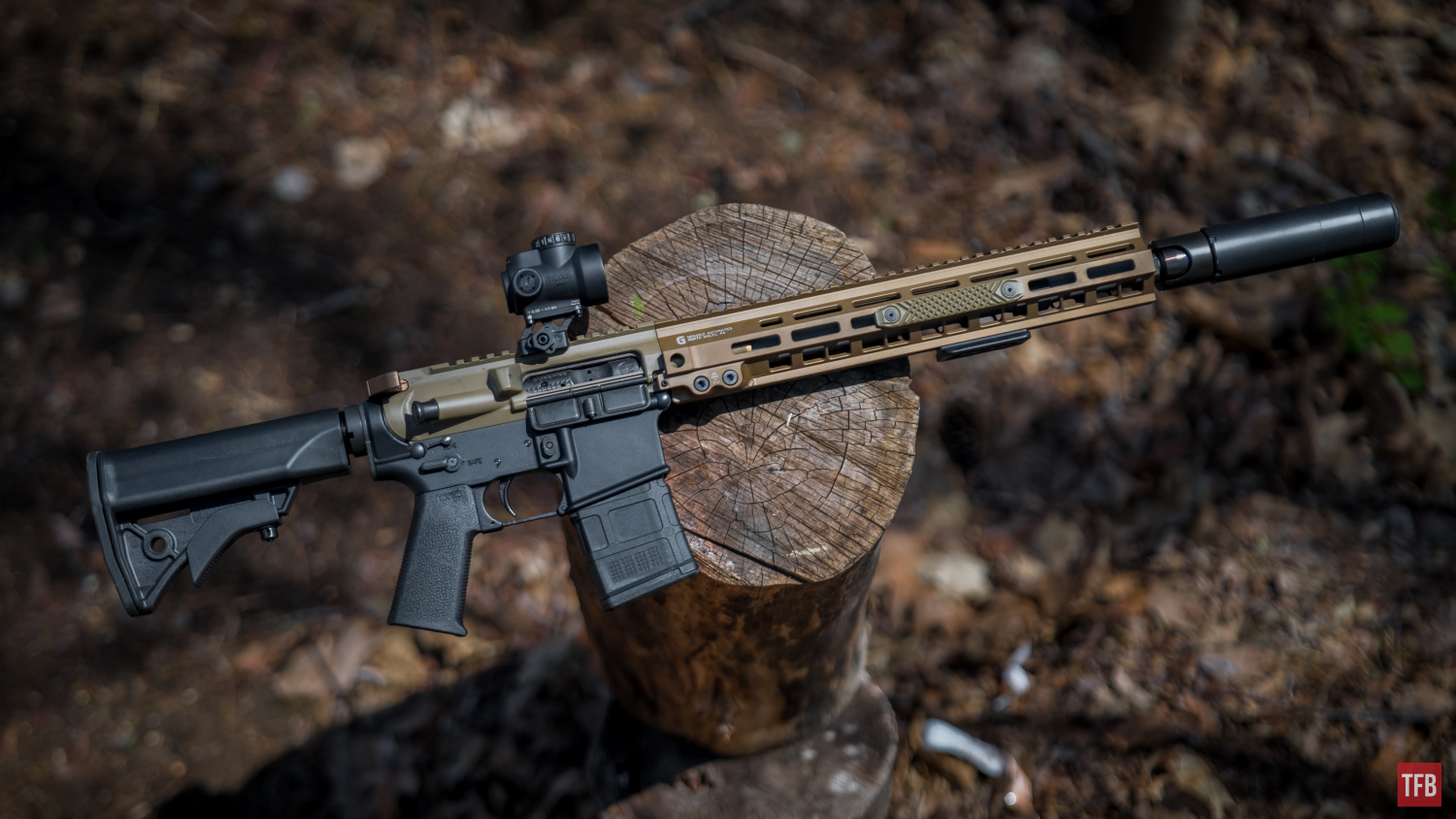 SILENCER SATURDAY #174: Griffin Armament GP-N - Long Live The Birdcage!