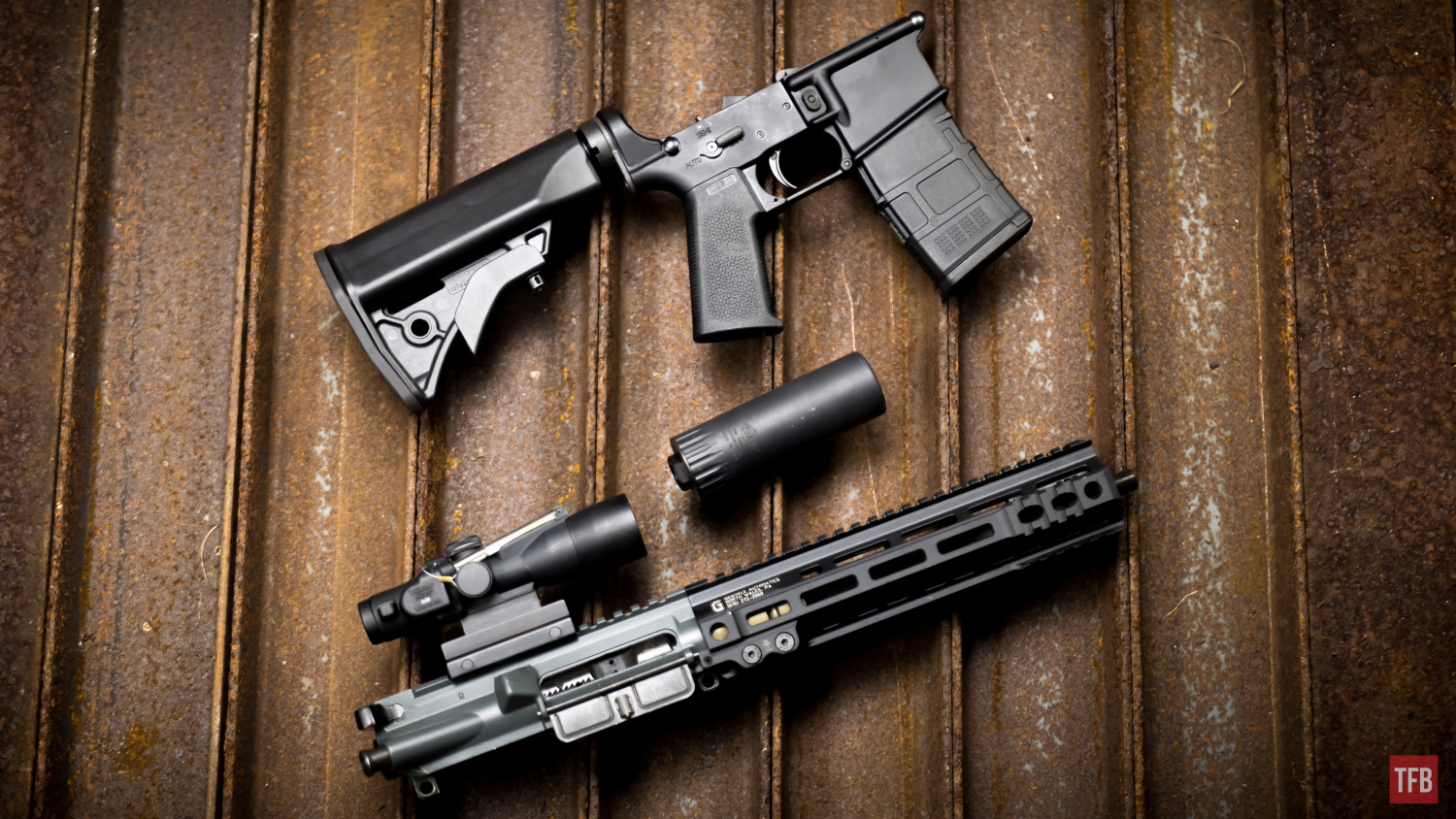 SILENCER SATURDAY #171: Full Auto Rated Suppressors - Fun And Science!