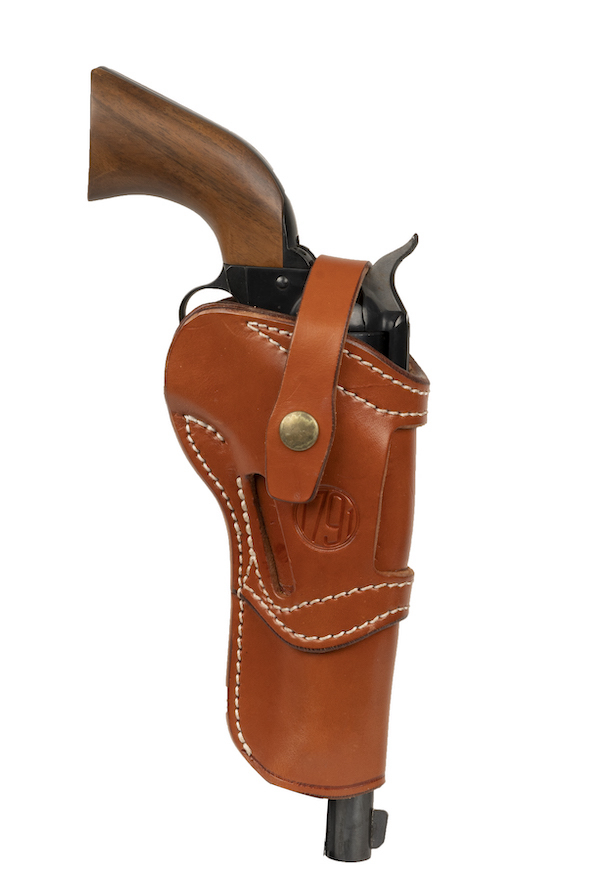 Introducing the 1791 Gunletaher Single Action Revolver Holster