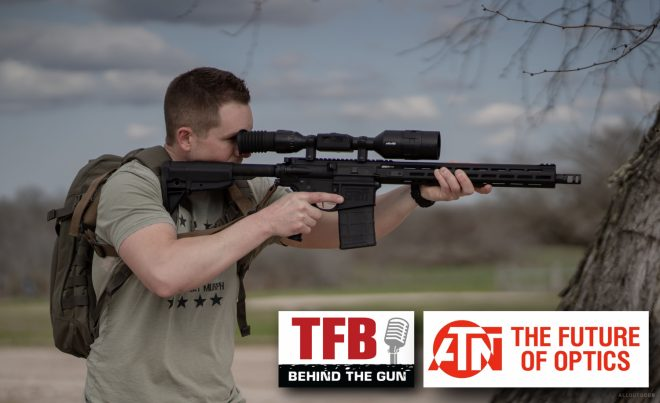 TFB Behind The Gun Podcast Episode #20: Steve Lemenov - ATN Corp