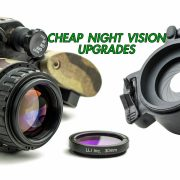 Cheap night vision upgrades
