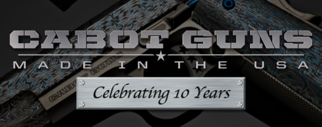 Cabot Guns 10 Year Anniversary Collection 11