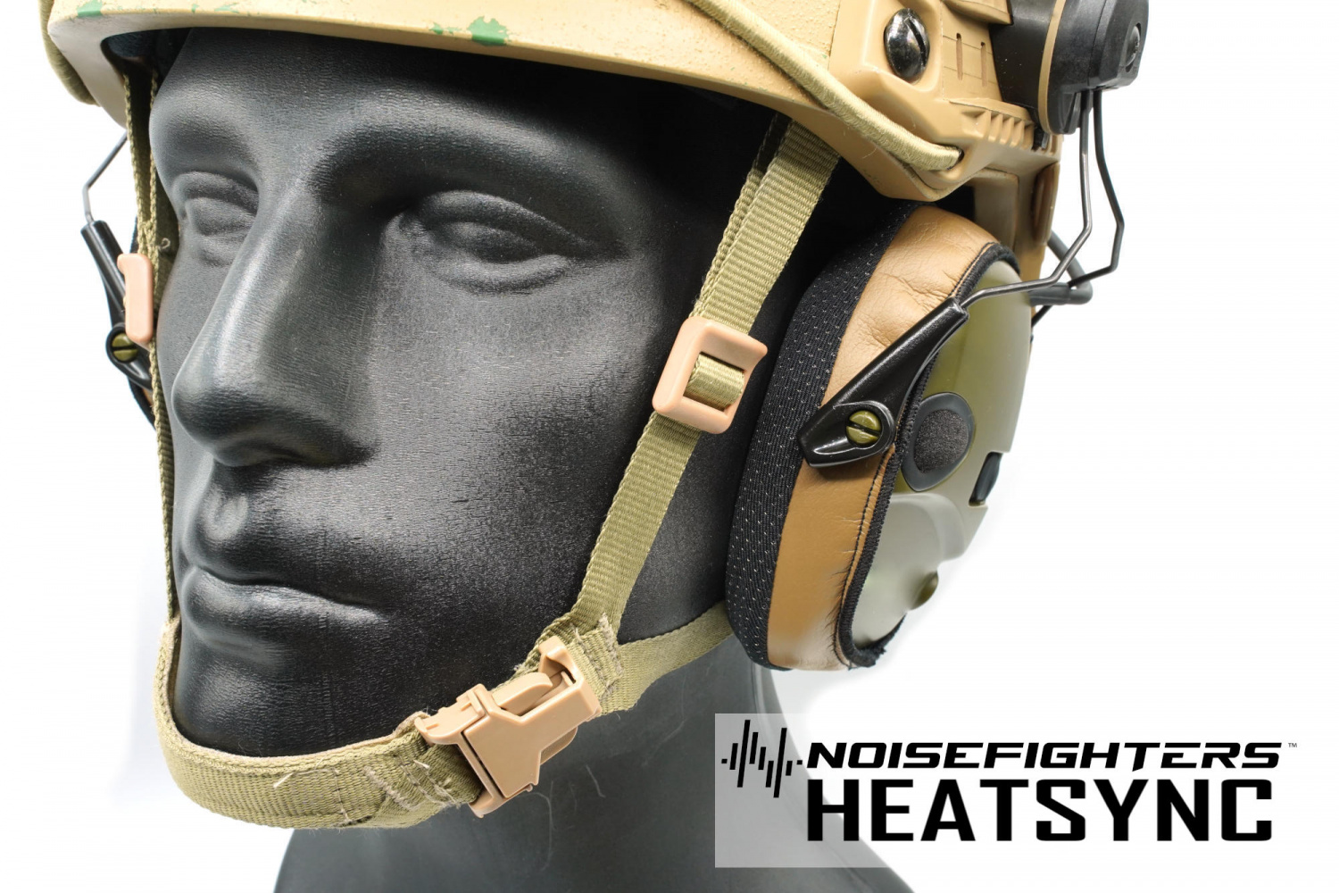 """The HeatSync covers should be compatible with virtually any muffs that use standard 4""""x3"""" pads."""