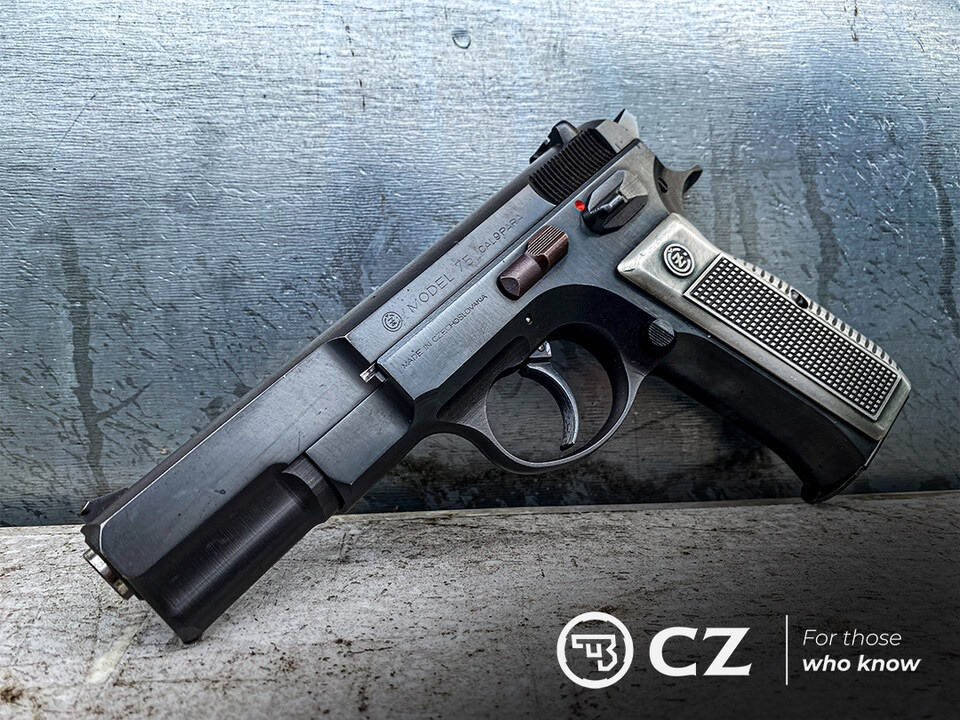 POTD The Very First CZ 75 (Serial Number 00001) (1)