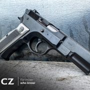 POTD The Very First CZ 75 (Serial Number 00001) (5)