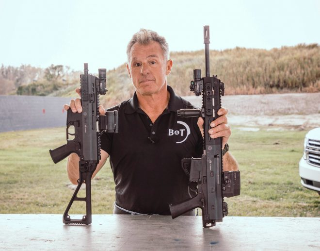 Longtime firearms industry professional Mike Pannone has been announced as B&T's new Director of Training.