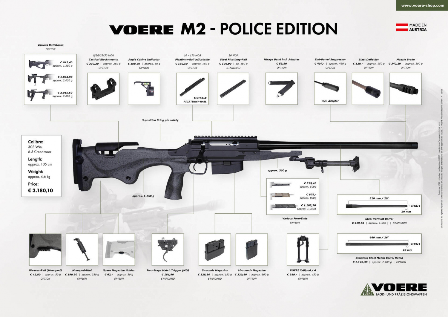 Voere M2 Police Edition (5)