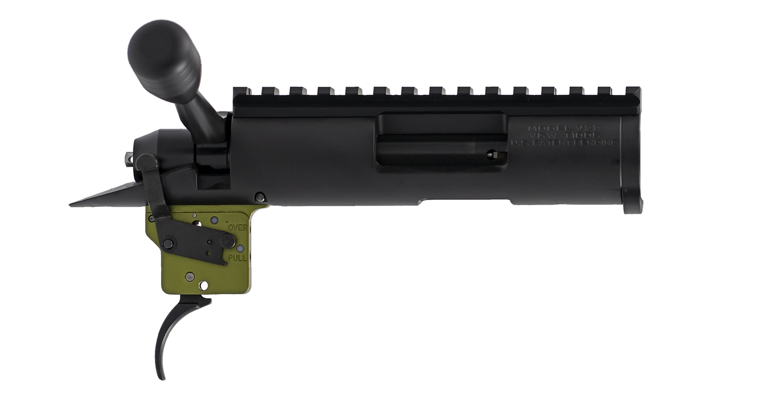 """Vudoo Gun Works Releases the New """"Three 60"""" Action"""