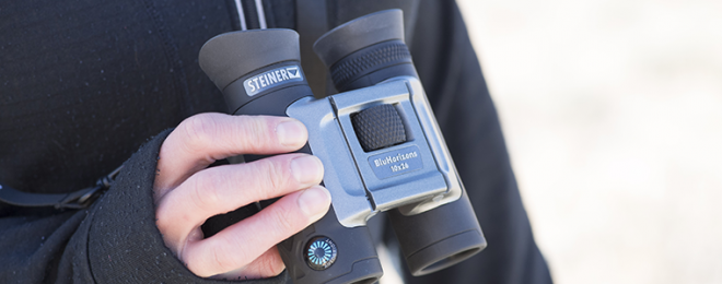 Steiner Optics New BluHorizon Sunlight Adaptive Binocular