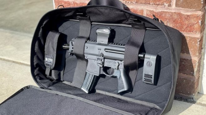 Introducing The Byte Discreet Rifle Case from Lynx Defense