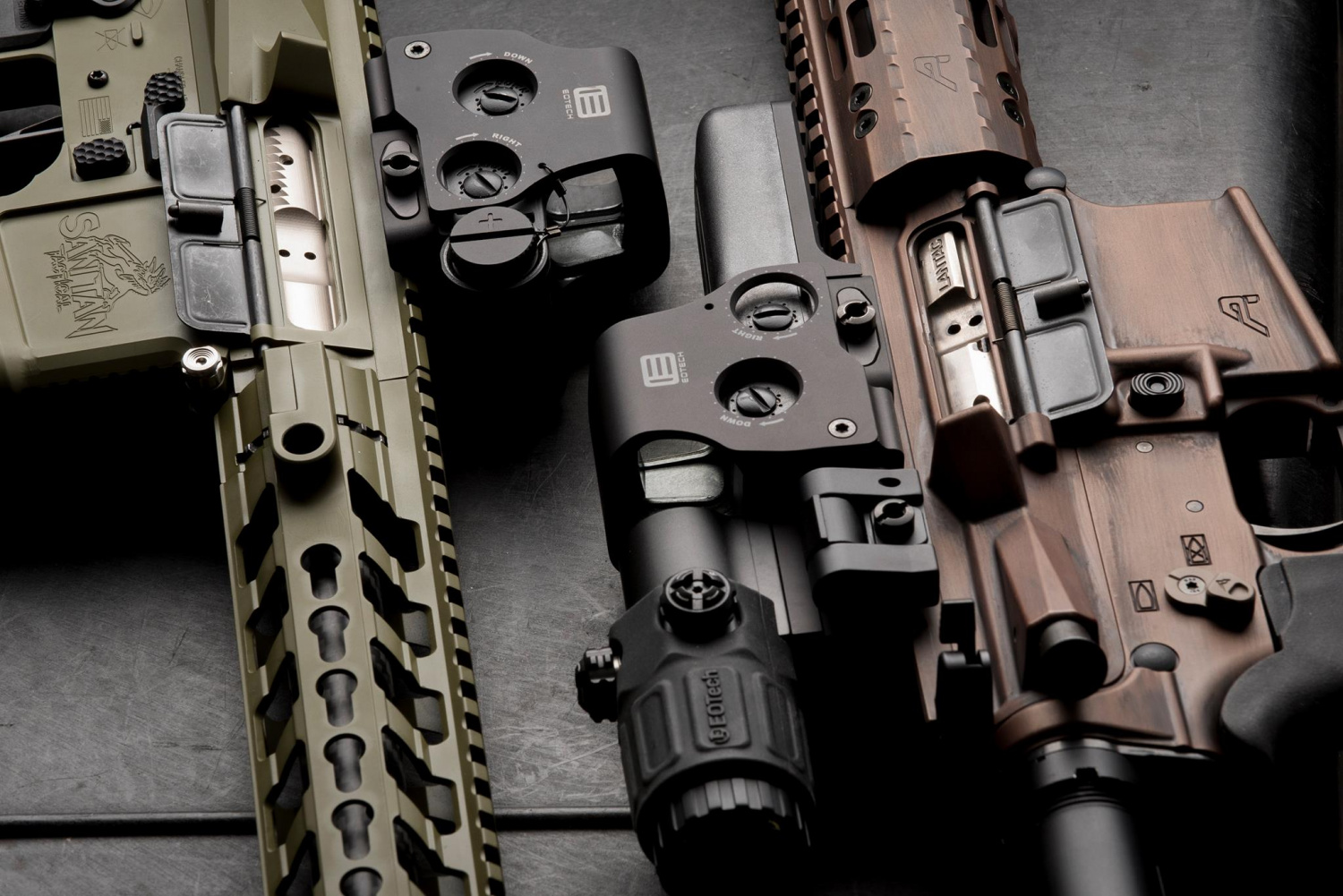 EOTECH's Holographic Weapon Sights have been a staple of the optics industry for years.