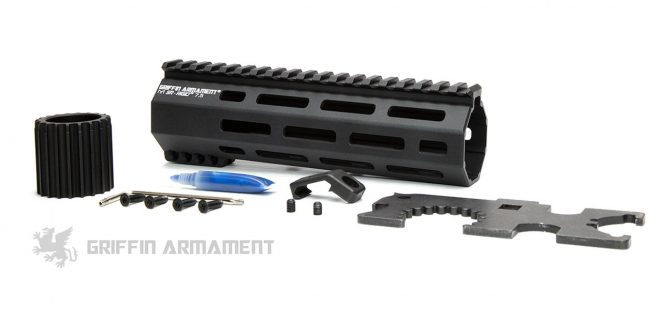 Griffin Armament introduces their new line of M-LOK rails, the SR-RIGID series.