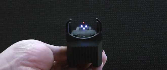 New Dot sight with no Glass? Is this the Future of Optics?