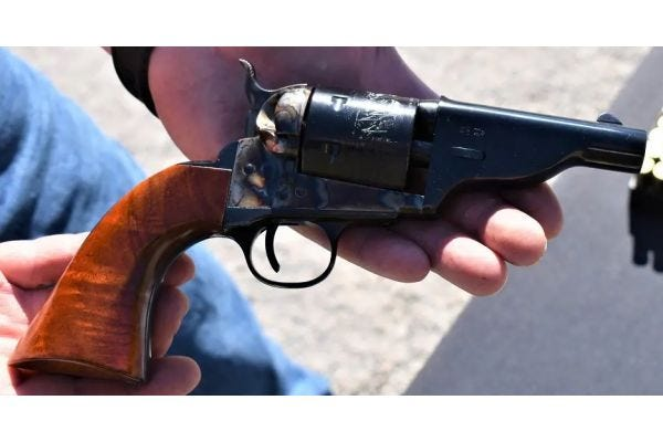 Taylor's Unveils New HICKOK Revolver in 45LC and 38SP