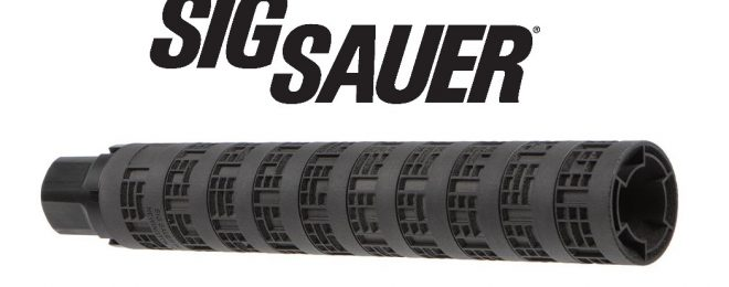 SIG SAUER's newest suppressor, the MODX-45, is now available.