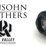 Kaw Valley Precision, or KVP, has added a tri-lug adapter to their lineup, available from Hansohn Brothers.