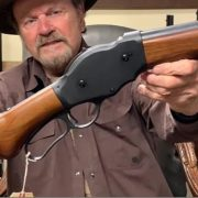 Mike Harvey Introduces the Legendary 1887 Lever-Action Shotgun