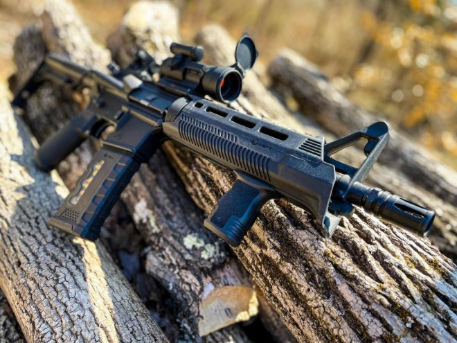 MFT Releases the React M-LOK Compact Foregrip