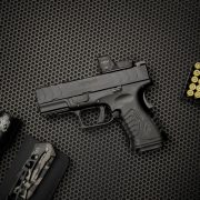 """The Springfield Armory XD-M Elite 3.8"""" Compact OSP"""