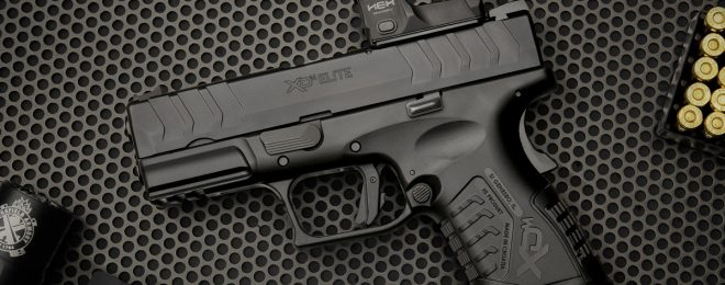 "The Springfield Armory XD-M Elite 3.8"" Compact OSP"