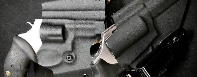 Fury Carry Solutions J-Frame Compatible Custom Appendix Holster