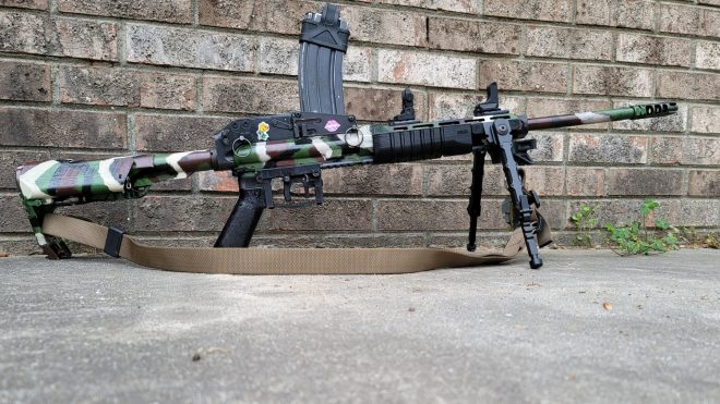 The S96S - A DIY Gun that Would Make Eugene Stoner Proud