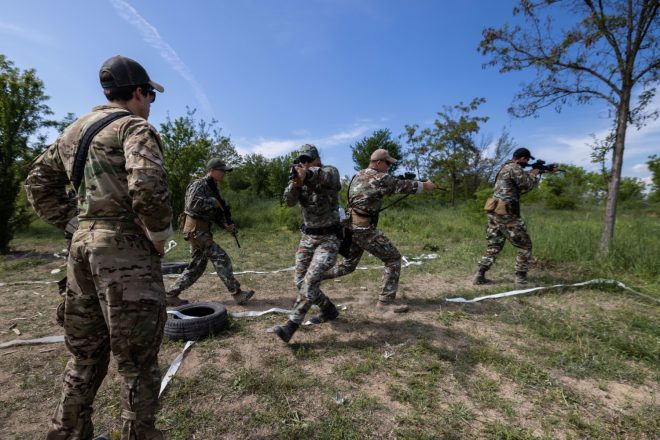 POTD: Trojan Footprint 21 - Special Forces from North Macedonia