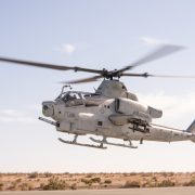 AH-1W Super Cobra Attack Helicopter