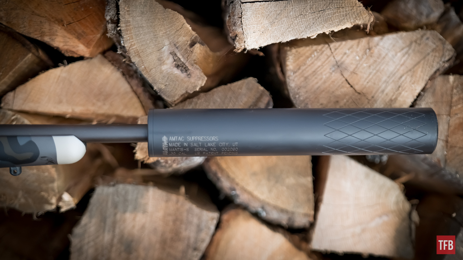 SILENCER SATURDAY #177: Over A Barrel With The AMTAC MANTIS